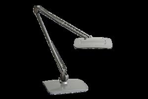 Split skrivbordslampa