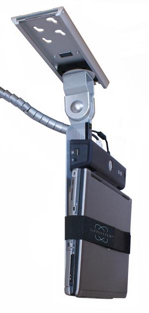 Liftlap laptophållare