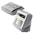 Tabletpillow Hitech 2 med förvaringsfickor för Ipad/Tablet PC