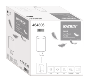 Katrin Plus Hand Towel Roll S2 Coreless