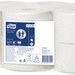 Tork Mini Jumbo Toalettpapper – 1-lagers, T2