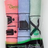 Vikur Clean T2 3-pack 30x30cm