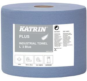 Katrin Plus Industrial Towel L2 Blue