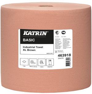 Katrin Basic Industrial Towel XL Brown