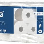 Tork Mjukt Toalettpapper – Premium (3 lager), T4