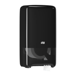 Tork Dispenser Mid-size Twin Toalettpapper, T6