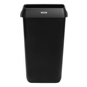 Katrin Waste Bin With Lid 25 Litre - Black