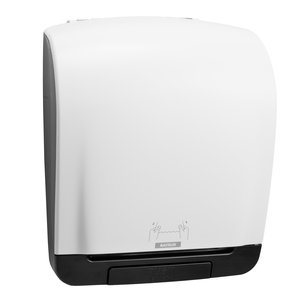 Katrin Inclusive System Towel Dispenser - White