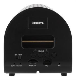 Streetz Bluetooth högtalare