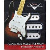 Fender Custom Shop Custom '54 Strat pickup set