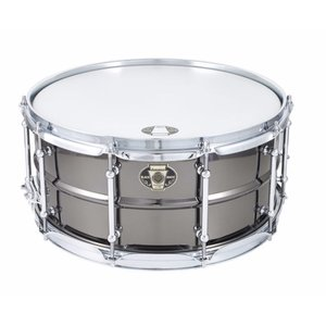Ludwig LW6514C Black Magic Snare 6.5×14″