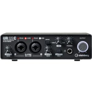 Steinberg UR22C Audio Interface