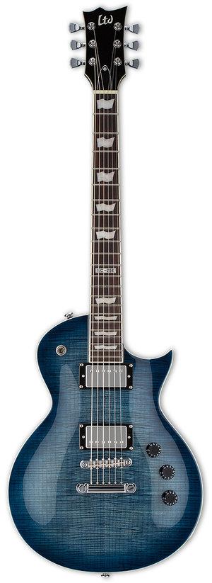 ESP/LTD EC-256FM Cobalt blue