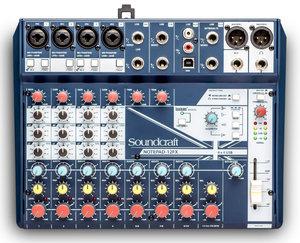 Soundcraft Notepad 12-FX