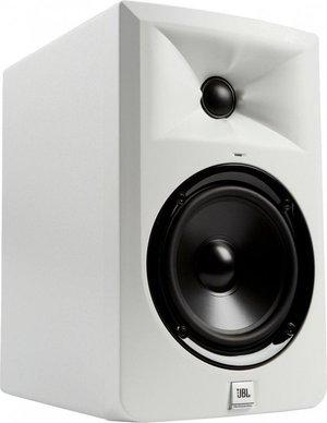 JBL LSR305P MKII, White