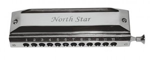 North Star 12 48 Harmonica