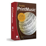 Finale Print Music Svensk version
