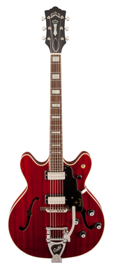 Guild Starfire V Cherry red