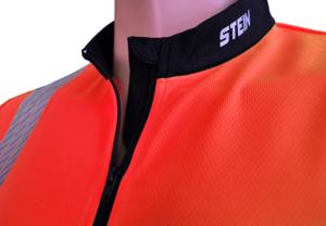 STEIN X25 VENTOUT långärmad tröja varselklass II Orange