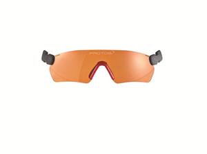 Protos@ Integral Integrerade skyddsglasögon - orange
