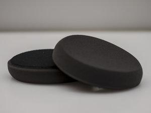Polerrondell Svart 180 x 30 mm
