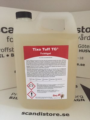 Tixo Tuff TG Tvättgel 5 lit Degreaser Wet