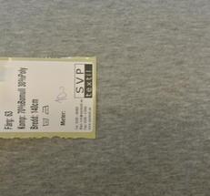 enfärgad grå taitstyg