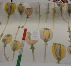 Kinnamark Esther med gula blommor