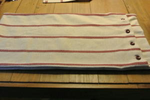 kuddfodral 40x70 cm sydd i duktyg