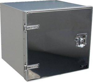 11639 Verktygslåda eloxerad 650x650x600 mm