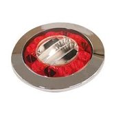 14371 Red eye LED round rear/brake/indicator