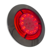 14372 Red eye LED Rund  Dim/bakljus