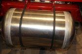 10532 luftbehållare alu 60 L, 396 mm
