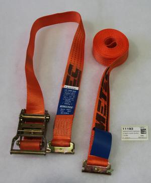 11193 spännband+spännare med combi ändor 1+4m