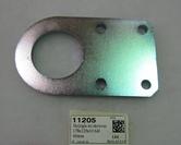 11205 färjögla zn skruvas 178x125x10 hål 66mm