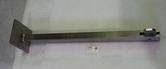 13264 Kättinghållare i låda Rst. komplett fästplatta+lås
