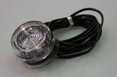 äärivalo kupu  LED kirkas