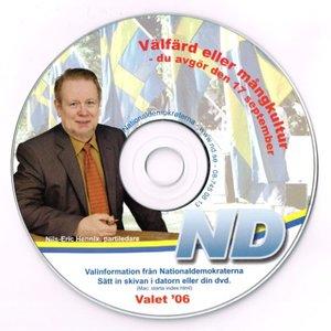 Nationaldemokraterna - Multimediaskiva inför valet 2006