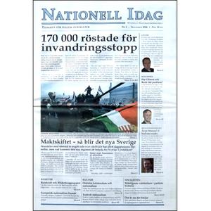 Nationell Idag nr. 2, 2006