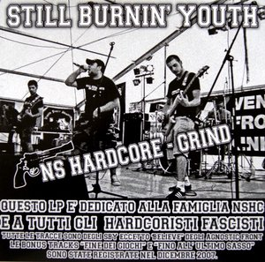 Still Burnin´ Youth - The flames of hatred - LP