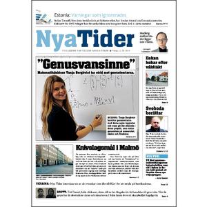 Nya Tider v. 12, 2014