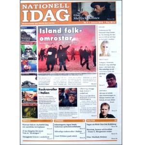 Nationell Idag nr. 3, 2010