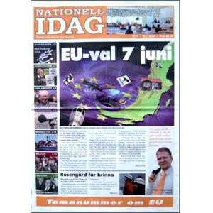 Nationell Idag nr. 9, 2009