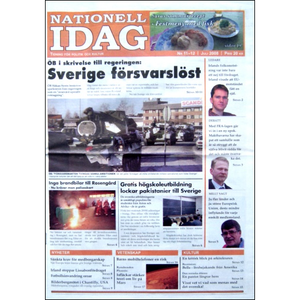 Nationell Idag nr. 11-12, 2008