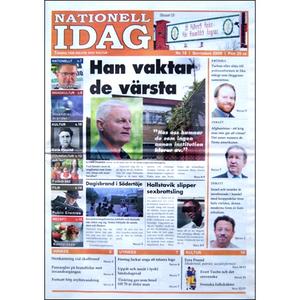 Nationell Idag nr. 19, 2009