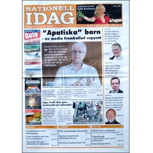 Nationell Idag nr. 23, 2009