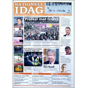 Nationell Idag nr. 23, 2010