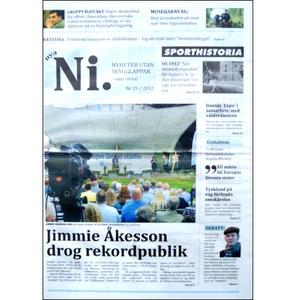 Nationell Idag nr. 25, 2012
