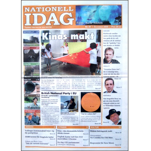 Nationell Idag nr. 30, 2009