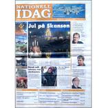 Nationell Idag nr. 33-34, 2009